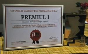 Premiul I la Gala Societatii Civile – Categoria Programe