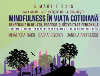 Mindfulness In Viata Cotidiana Cnsmf